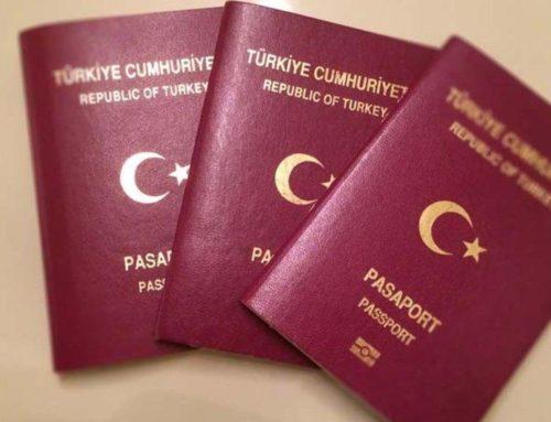 المستثمرون الأجانب يحصلون على الجنسية التركية