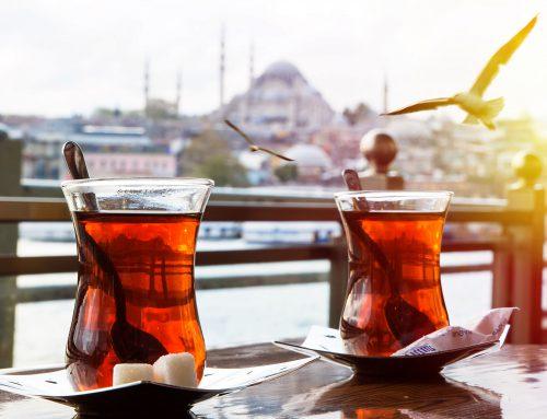 الشاي التركي يصل أسواق 42 بلدا خلال الشهر الأول من 2019